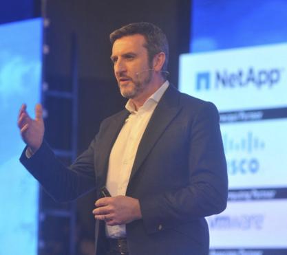 Matt Watts - Director, Technology and Strategy EMEA at NetApp